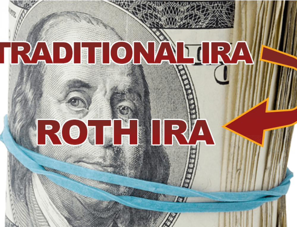 Traditional IRA to Roth IRA