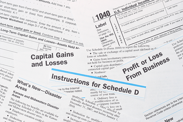 IRS Forms and Publications