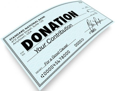 Charitable Contributions Deductions