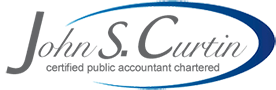 John S. Curtin CPA Chartered Logo
